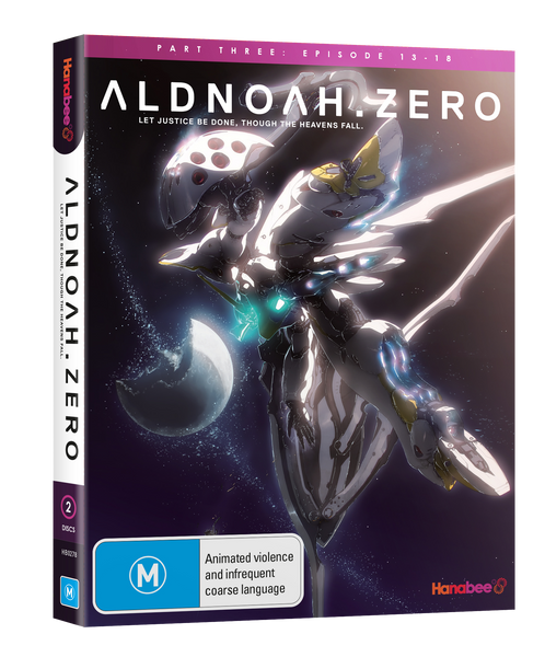 ALDNOAH.ZERO: PART 3 (BLU-RAY)