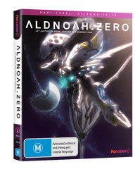 ALDNOAH.ZERO: PART THREE (BLU-RAY)