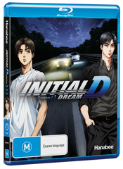 Initial D Legend 3 Dream Blu-Ray