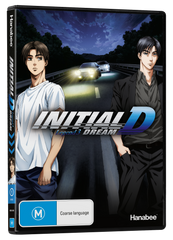 Initial D Legend 3 Dream