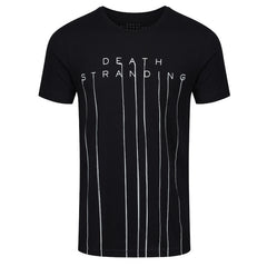 Death Stranding Logo Mens Black Tee