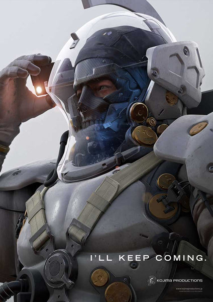 LUDENS POSTER (A1)