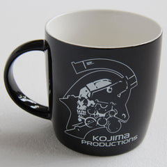 KOJIMA PRODUCTIONS LOGO MUG