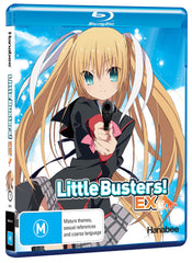 LITTLE BUSTERS! EX (BLU-RAY)