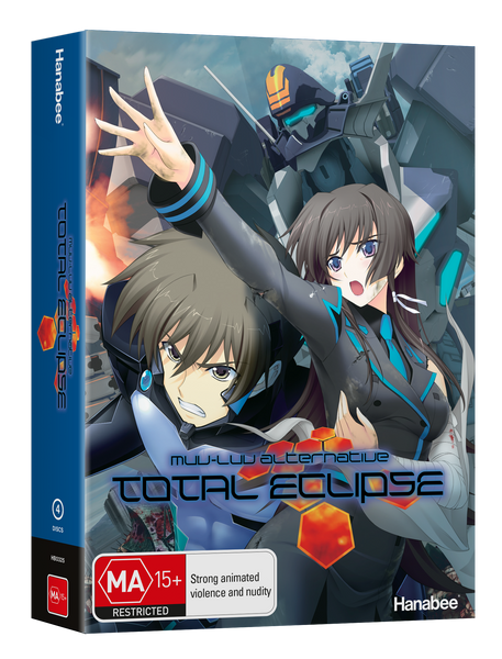 BOXSET: MUV LUV - TOTAL ECLIPSE
