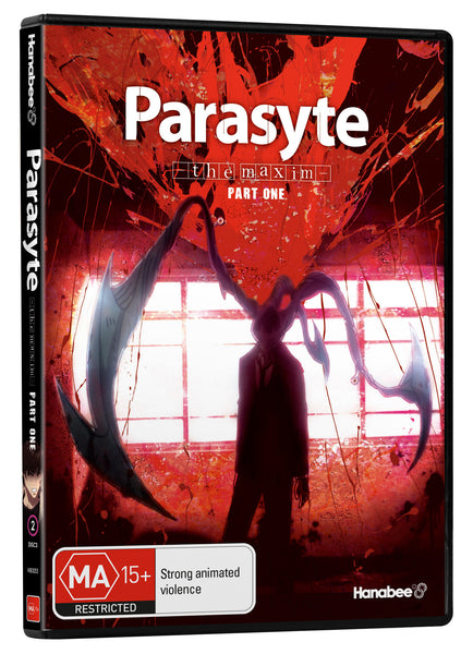 PARASYTE THE MAXIM - PART 1
