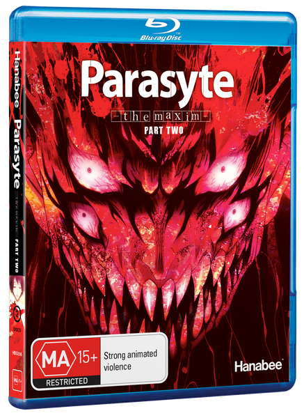 PARASYTE THE MAXIM - PART 2 (BLU-RAY)