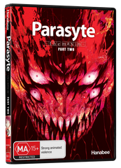 PARASYTE THE MAXIM - PART 2