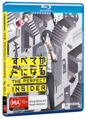 THE PERFECT INSIDER (BLU-RAY)