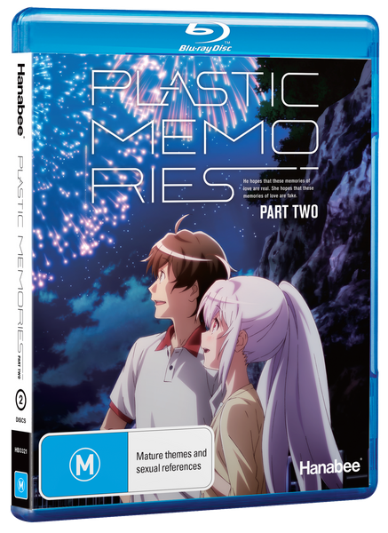 PLASTIC MEMORIES - PART 2 (BLU-RAY)