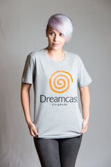SEGA Dreamcast Grey T-Shirt