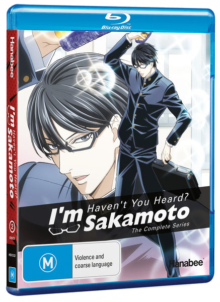 HAVEN'T YOU HEARD? I'M SAKAMOTO (BLU-RAY)