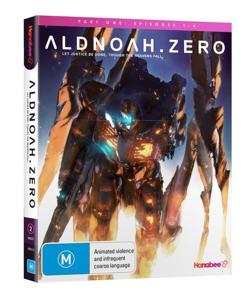 ALDNOAH.ZERO: PART 1 (BLU-RAY)
