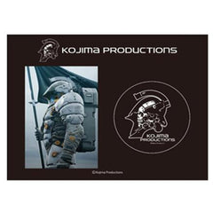 KOJIMA PRODUCTIONS BADGE - SET 2 (BLACK)