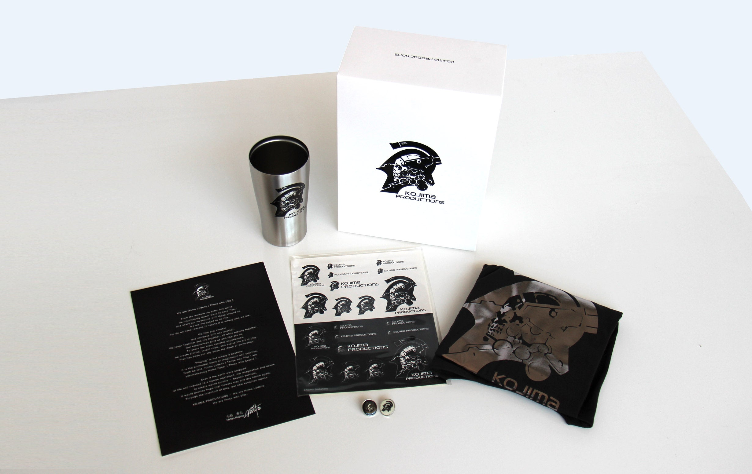 kojima productions store