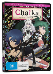 CHAIKA THE COFFIN PRINCESS - SEASON 1