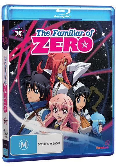 FAMILIAR OF ZERO - SEASON 1 (BLU-RAY)