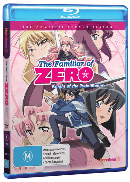 FAMILIAR OF ZERO - SEASON 2 (BLU-RAY)