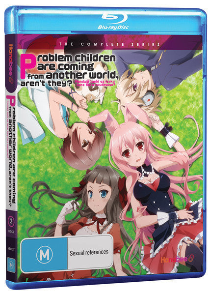 PROBLEM CHILDREN (BLU-RAY)
