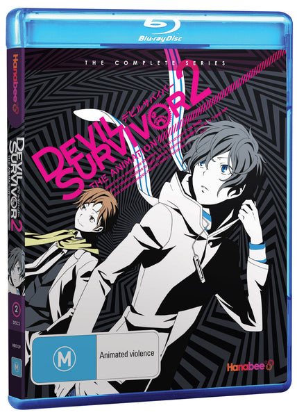 DEVIL SURVIVOR 2 (BLU-RAY)