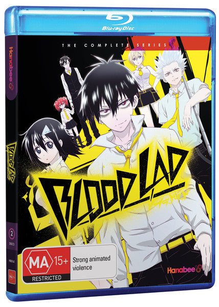 BLOOD LAD (BLU-RAY)