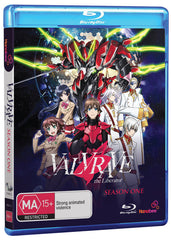 VALVRAVE - THE LIBERATOR: PART 1/2 (BLU-RAY)