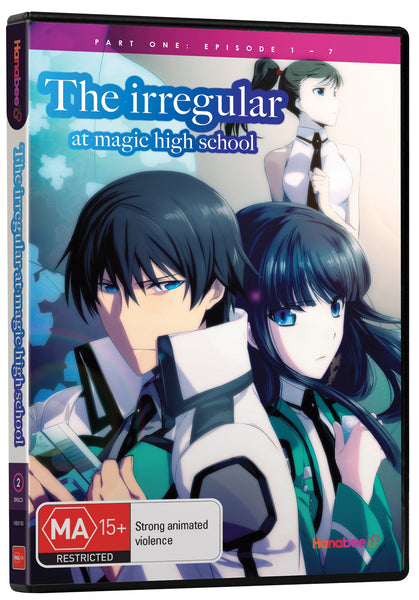IRREGULAR AT MAGIC HIGH SCHOOL - PART 1