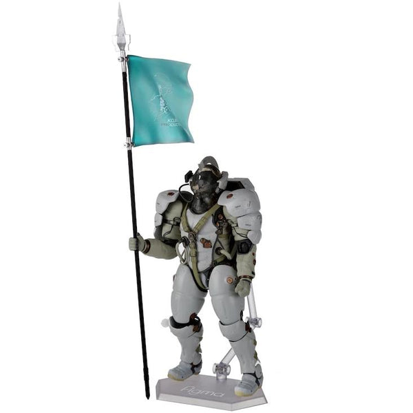 Kojima Productions Figma LUDENS Figurine (White)