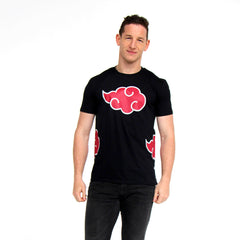 NARUTO AKATSUKI CLOUD SHIRT