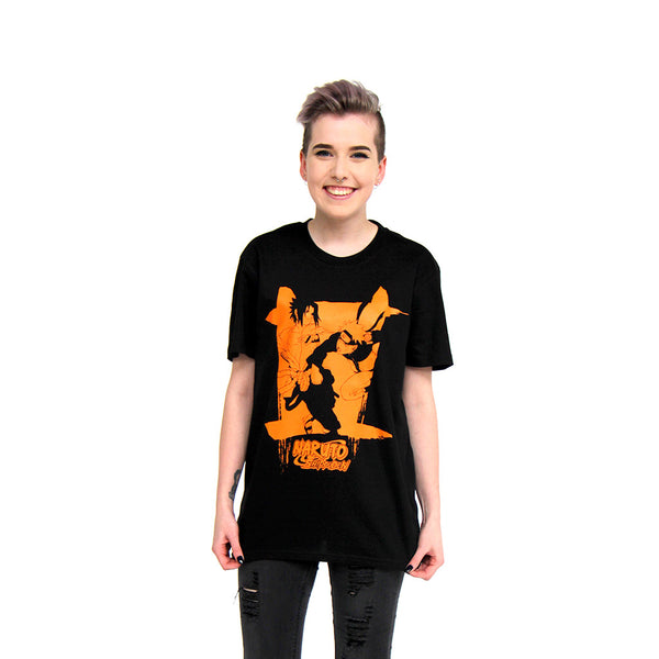 NARUTO FIGHT SHIRT