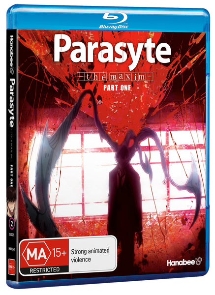 PARASYTE THE MAXIM - PART 1 (BLU-RAY)