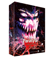 PARASYTE THE MAXIM - PART 2 LIMITED EDITION (COMBO)