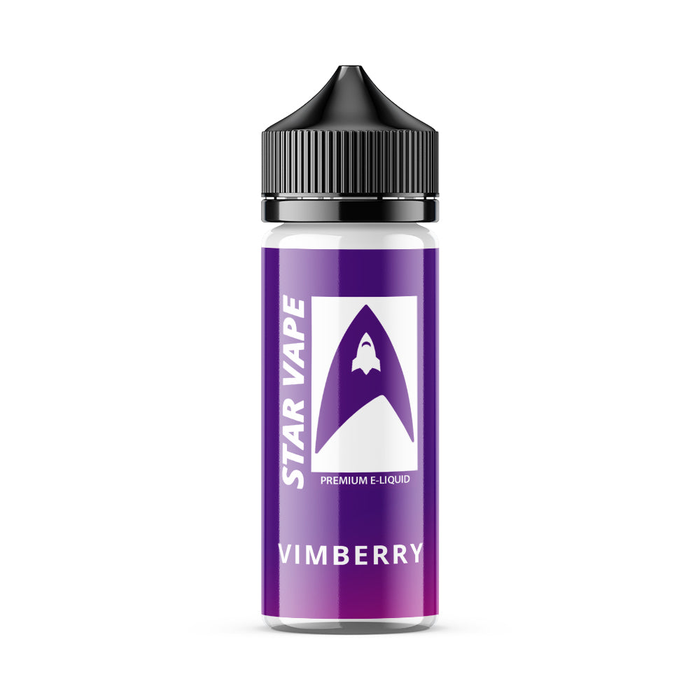 Star Vape Vimberry - 100ML Short Fill - Cosmic Flavours