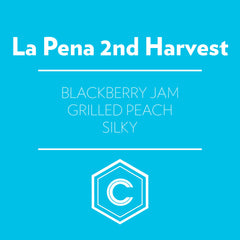 LA PENA SECOND HARVEST