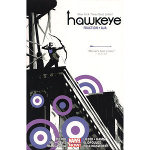 Hawkeye by Matt Fraction and David Aja Omnibus *OOP*