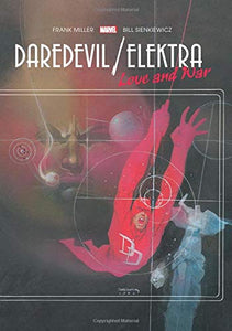 Daredevil/Elektra: Love and War Gallery Edition HC *OOP*