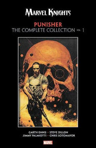 Marvel Knights Punisher by Garth Ennis: The Complete Collection Vol. 1 TP