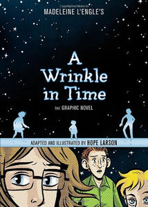 A Wrinkle in Time: The Graphic Novel HC