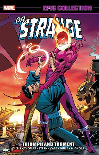 Doctor Strange Epic Collection Vol 8: Triumph and Torment TP *OOP*