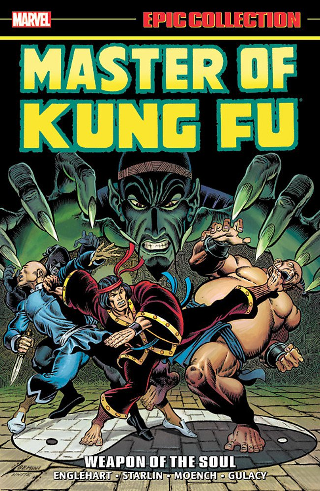 Master of Kung Fu Epic Collection Vol 1: Weapon of the Soul TP *OOP*