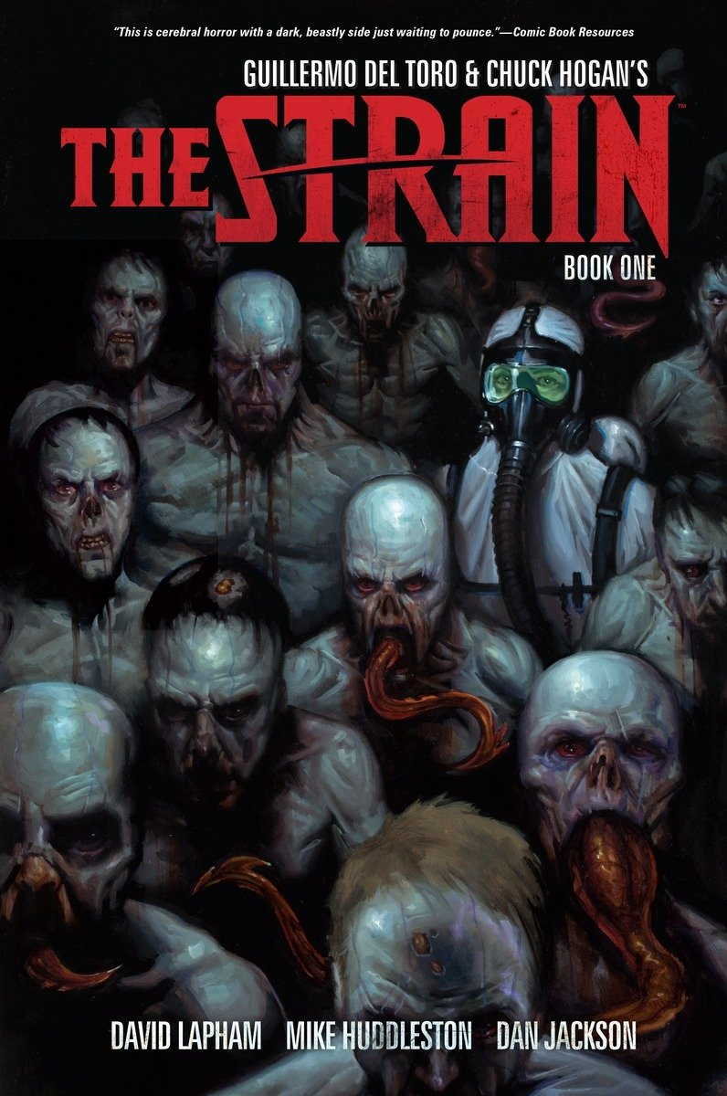 The Strain Book One HC *OOP*