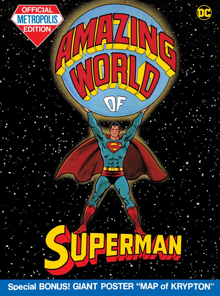 The Amazing World of Superman (Tabloid Edition) HC