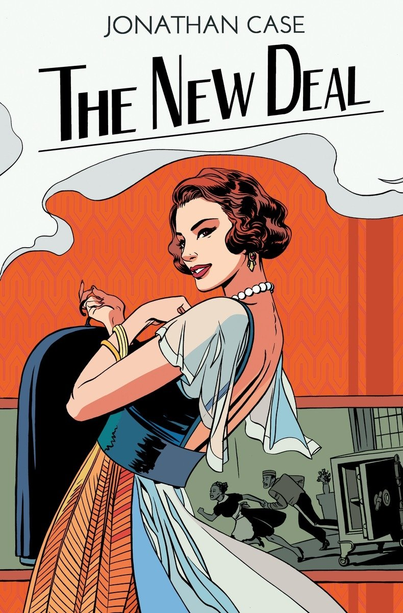 The New Deal HC
