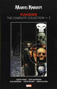 Marvel Knights Punisher by Garth Ennis: The Complete Collection Vol. 3 TP