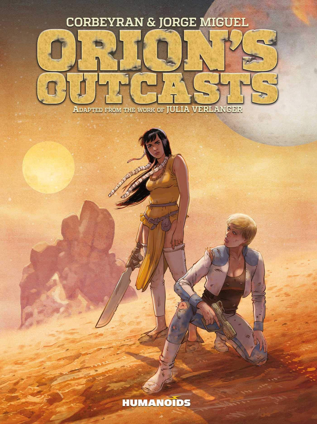 Orion's Outcasts HC