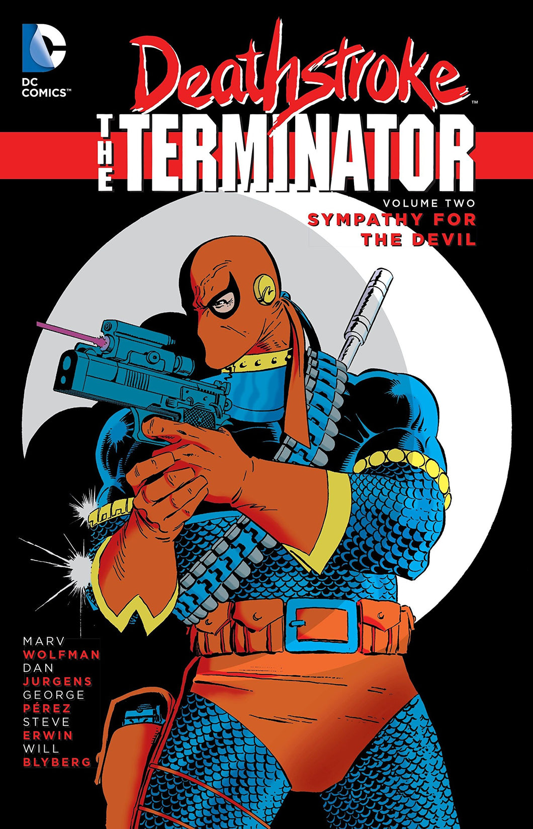 Deathstroke, The Terminator Vol. 2: Sympathy For The Devil TP