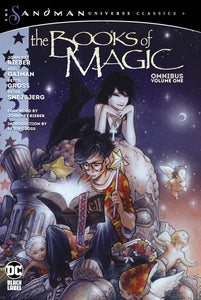 The Books of Magic Omnibus Vol. 1 HC