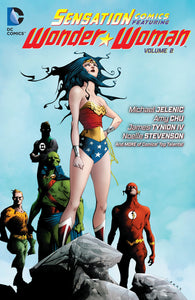 Sensation Comics Featuring Wonder Woman Vol. 2 TP