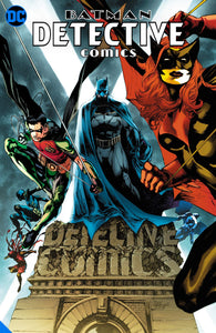 RISE AND FALL OF THE BATMEN OMNIBUS HC