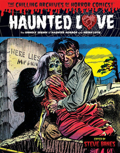 Haunted Love Volume 1 (Chilling Archives of Horror Comics) HC